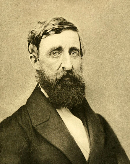 Thoreau in his second and final photographic sitting, August 1861 Henry David Thoreau - Dunshee ambrotpe 1861.jpg