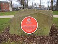 Henry Royce Red Plaque Hulme Park.JPG