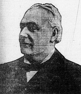 Henry Ziegenhein - in 1902