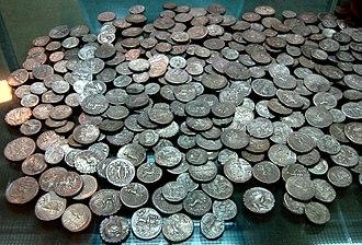 Heraclea Lucania - Image: Herakleia Museo Nazionale Della Siritide Coins