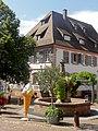 Herbolzheim, Hauptstraße und Marktbrunnen b.jpg
