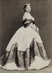 Hereditary Princess of Hohenzollern-Sigmaringen, Infanta Antoinette of Portugal, 1863.png