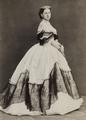 Hereditary Princess of Hohenzollern-Sigmaringen, Infanta Antoinette of Portugal, 1863.png