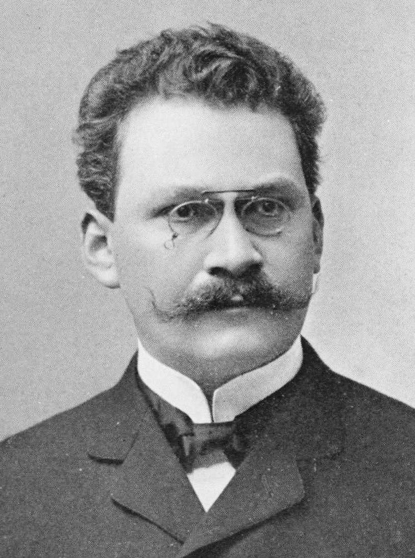 Hermann Minkowski Portrait