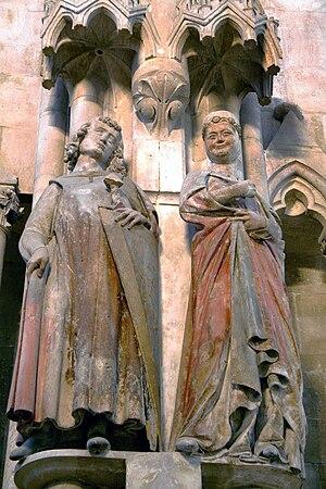 Herman I, Margrave of Meissen - Herman and Reglinda