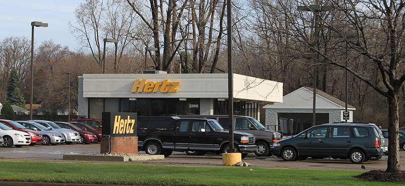 File:Hertz car rental office Livonia Michigan.JPG