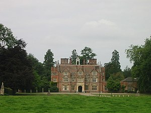 Heydon Hall - Image: Heydon Hall geograph.org.uk 555336
