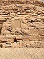 Hieroglyphic Carvings, Temple of Hathor and Nefertari, Abu Simbel, AG, EGY (48016647283).jpg