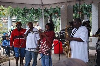 Highland Jazz & Blues Festival - Image: Highland Jazz and Blues Shreveport