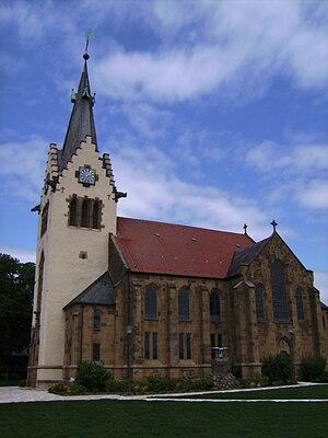 Hilter - Image: Hilter, kerk foto 2 2007 07 15 14.03