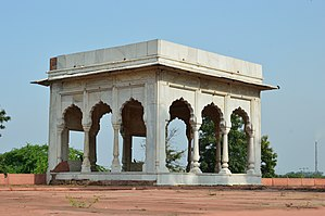Hira Mahal - North-west View - Red Fort - Delhi 2014-05-13 3395.JPG