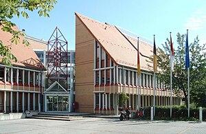 Hirschberg an der Bergstraße - Town hall