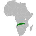 Hirundo nigrorufa distribution map.png