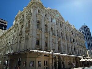 His Majesty's Theatre, Perth - Image: His Majesty's Theatre, Perth