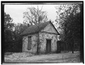 Historic American Buildings Survey STUDY - Woodlands (Ruins), U.S. Route 78, Bamberg, Bamberg County, SC HABS SC,5-BAMB.V,1-2.tif