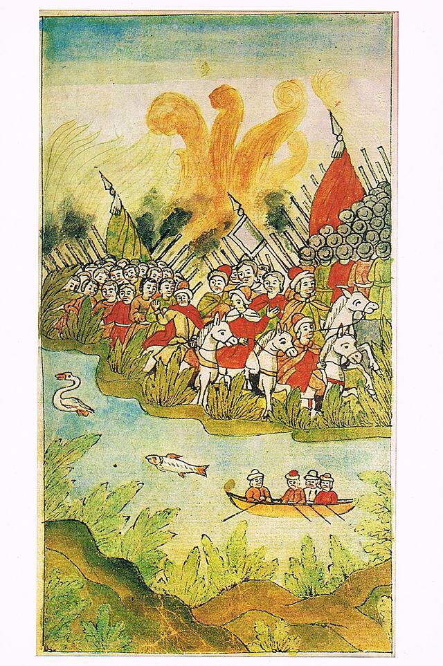 History of Peter I (Krekshin) - Vasily Golitsyn's campaign.jpg