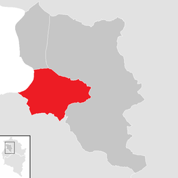 Location within Dornbirn district