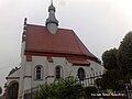 Holy Cross church in Nysa, Poland.jpg