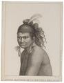 Homo sapiens - Nieuw-Zeeland - 1700-1880 - Print - Iconographia Zoologica - Special Collections University of Amsterdam - UBA01 IZ19500074.tif