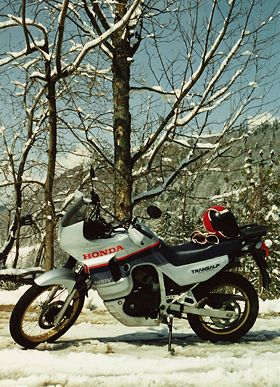 Image illustrative de l'article Honda Transalp