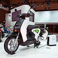 Honda EV-neo at the Tokyo Motor Show 2009.JPG
