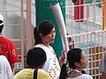 Hong Kong 2009 East Asian Games Torch Relay - 2009-08-29 15h09m51s IMG 7406.JPG
