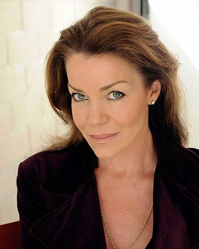 Claudia Christian, American actress