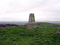 Hope Mountain Trig Point - geograph.org.uk - 86532.jpg