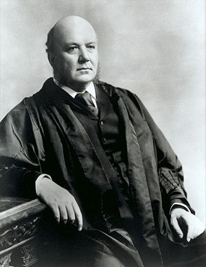 United States v. Wong Kim Ark - Associate Justice Horace Gray wrote the opinion of the Court in the Wong Kim Ark case.