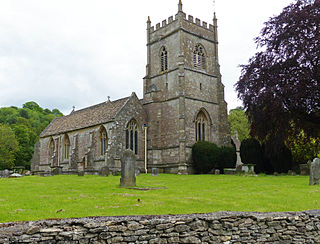 Horton, Gloucestershire Human settlement in England