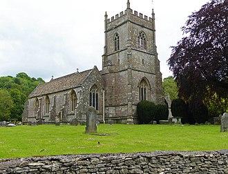 Horton, Gloucestershire - Image: Horton church in South Gloucestershire England arp