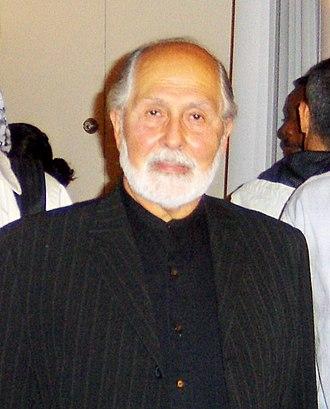 Hossein Nasr - Hossein Nasr at the Massachusetts Institute of Technology on October 1, 2007