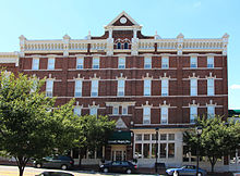 Hotel Brumley Now Known As The General Morgan Inn Greeneville Tn