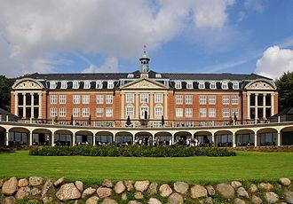 Christmas seal - The first Danish Christmas seal sanatorium in Kolding, now Hotel Koldingfjord