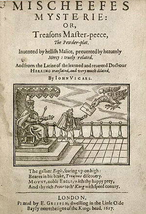 John Vicars - Mischeefes Mysterie by Francis Herring, translated by John Vicars, 1617