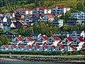 Houses in Tromsø fjord - panoramio.jpg