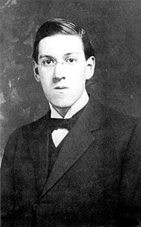 Howard Phillips Lovecraft - Homenaje