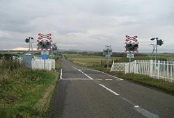 Hoy level crossing in 2009 (13187818463).jpg