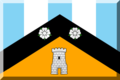 Huddersfield Town footie flag.png
