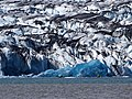 Huge Glacier and Icebergs with Tiny Boats in Front - 2013.08 - panoramio.jpg