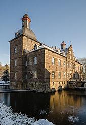 Ein Wochenende im Schlosshotel Hugenpoet