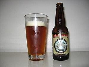 Half Pints Brewing Company - Image: Humulousludicrous