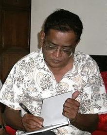 toukir ahmed biography of barack