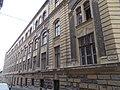 Hunfalvy Secondary School. Szalag Street's facade. - Budapest.JPG