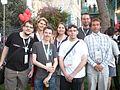 HungarianeditorsWikimania.jpg