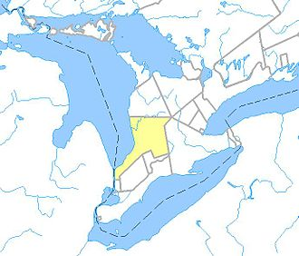 Huron County, Ontario - Image: Huron Tract