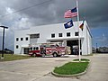 Hurricane-Tropical Storm - Plaquemines Parish, La. , April 1, 2009 -- Plaquemines Parish firefighters recently moved into two brand new fire stations--one in Port Sulphur, the other - DPLA - 508593a5257ae8f6a9abfdd20693036b.jpg