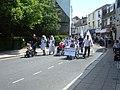 Hythe Festival, High Street, The British Red Cross - geograph.org.uk - 2293577.jpg
