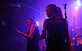 I-Wolf and the Chainreactions at Fluc Wanne WAVES VIENNA 2013 30.jpg