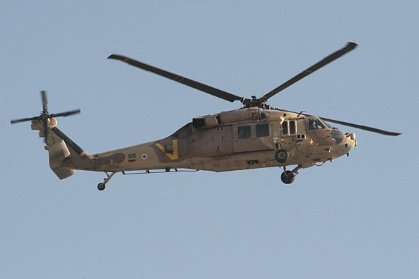 IAF UH-60